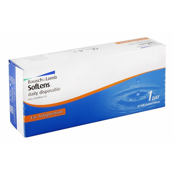 Soflens Daily Disposable Toric 30 Pack