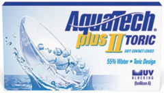 Aquatech Plus II Toric 6 Pack